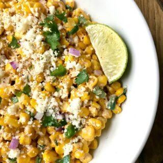 21 Day Fix Mexican Street Corn Salad