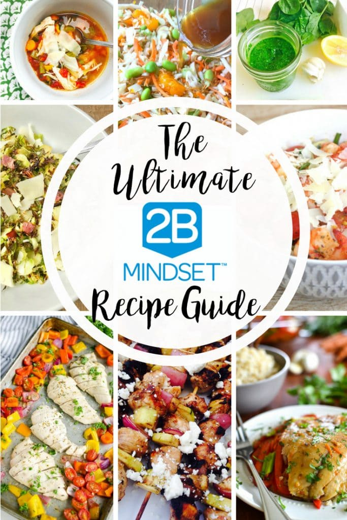 The Ultimate 2B Mindset Recipe Roundup