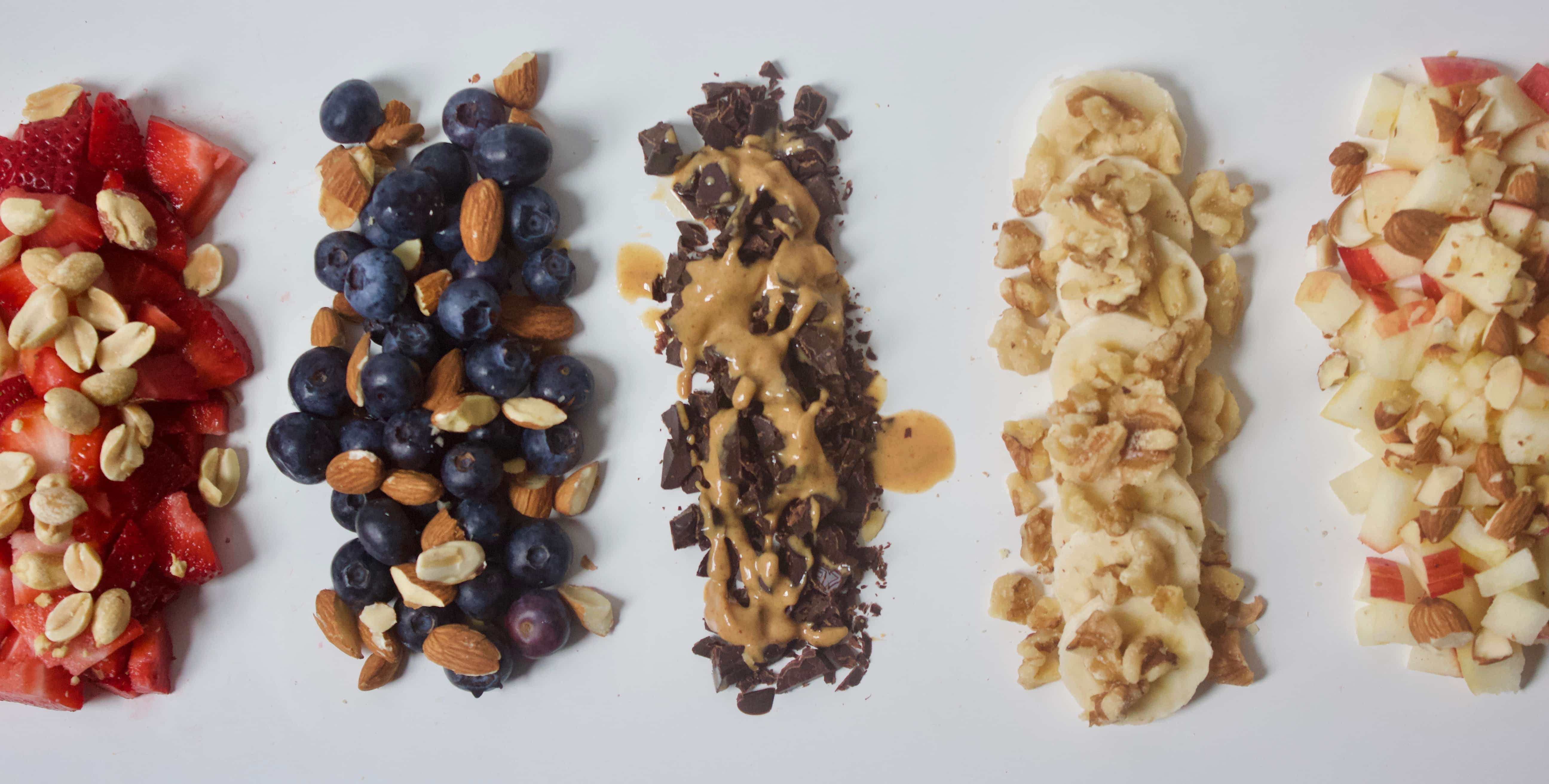 Classic Overnight Oats with 5 Different Toppings | Confessions of a Fit Foodie
