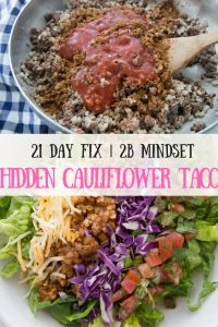 2B Mindset Cauliflower Taco Meat (21 Day Fix Friendly/Instant Pot Friendly)  Confessions of a Fit Foodie