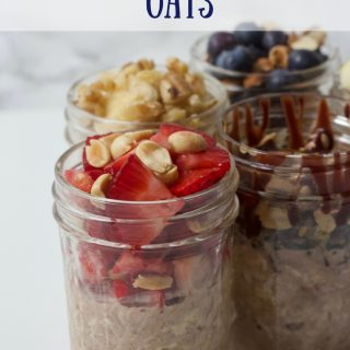 21 Day Fix Overnight Oats
