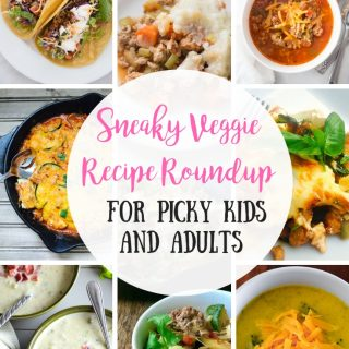 Hidden Vegetable Recipes for Picky Eaters | 21 Day Fix Sneaky Veggie Recipes