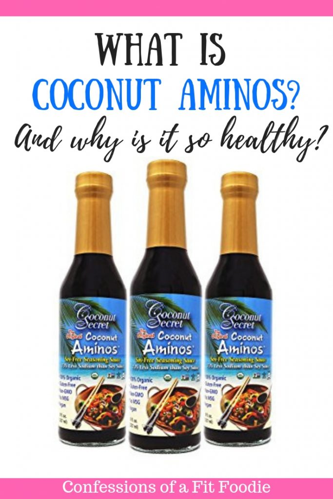 Ever wondered, what is Coconut Aminos and why it's a better choice than soy sauce? Very simply, Coconut Aminos is a gluten and soy free soy-sauce alternative.  It has a very similar flavor profile as soy sauce, but it has a TON of health benefits, as well. Here are some great uses and recipes for Coconut Aminos!