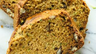 Healthy Zucchini Bread Recipe | Cookie and Kate